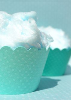 Light as air cupcakes