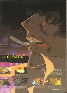 """Cowboy Bebop - """"All is just a dream"""""""