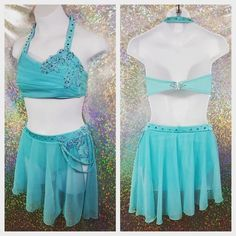 style 8842 - Lace Lyrical Dance Costume with BLING! Any color. Dance Recital Costumes, Cute Dance Costumes, Dance Outfits, Dance Dresses, Cute Outfits, Lyrical Dance, Dance Leotards, Dance Comp, Contemporary Dance Costumes