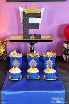 Minha mãe festeira: Festa Descendentes - Idéias para sua festa
