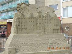 Zandvoort - Zandsculpture Boulevard