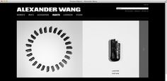"""Read more: https://www.luerzersarchive.com/en/magazine/web-detail/alexander-wang-55879.html Alexander Wang An impressive display of various design objects that MAN needs – all of them created by US fashion designer Alexander Wang. A cigarette lighter encased in black reptile leather, with matching coasters also made of leather. No less impressive is the massive yet elegant bicycle lock. The online store is just a mouse-click away. Naoki Ito: """"Products are beautifully displayed. Trimming of…"""