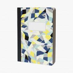 #PapierTigre Carnet de notes Mosaique