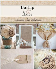 Burlap & Lace Blog