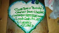7. The Keeper Who Baked This Coding Cake: Source: Reddit user GatorAutomator via Imgur