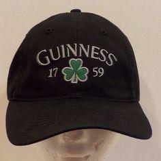 Guinness Beer Strapback Baseball Truckers Hat Cap 1759 #Guinness #BaseballCap