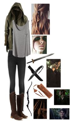 """""Let's Play"" - Peter Pan"" by blackwidow321 ❤ liked on Polyvore featuring Nicholas K, rag & bone, Charles David, Warpaint, Once Upon a Time, peterpan and ouat"