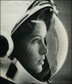 Anna Fisher (Life Magazine, May 1985) #astronaut