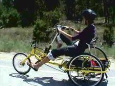 Greenway Recumbent Trike