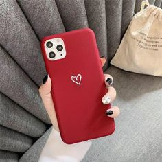 Brand Name: LACKDesign: MatteDesign: PlainType: Fitted CaseFeatures: Luxury Fashion Love Heat Print Couples Back Cover CapaFunction: Anti-knockFunction: Dirt-resistantCompatible Brand: Apple iPhonesCompatible iPhone Model: iPhone iPhon. Iphone 8, Coque Iphone, Iphone Phone Cases, Phone Covers, Iphone 7 Plus, Iphone 32gb, Cute Cases, Cute Phone Cases, Make A Phone Case