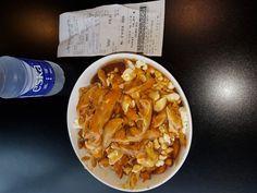 Barcelos Sainte-Julie (Québec) Poutine poulet Poutine, Julie, Restaurant, Chicken, Diner Restaurant, Restaurants, Dining