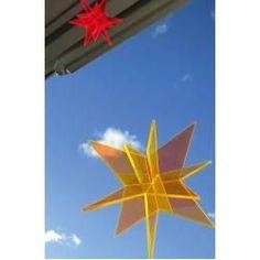 Außen-Weihnachtssterne #weihnachtsdekobalkon Estrella Sonnen