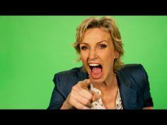 Jane Lynch takes EW Pop Culture Personality Test - YouTube