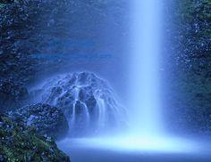 Latourell Falls,Columbia River Gorge, Multnomah County, Oregon - USA