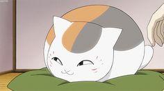 Nyanko sensei <3 Natsume Yuujinshou  http://manganime-sempai.blogspot.ca/2013/10/natsume-yuujinshou-4-saisons.html