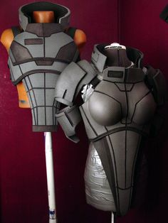 Mass Effect 2 N7 Armor Builds - Page 2