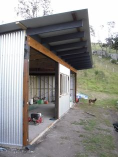 Build Your Own House View topic Sheditecture a small studio project Hill House Farm Shed Design, Garage Design, House Design, Shed Plans, House Plans, Farm Shed, Casas Containers, Backyard Studio, Barns Sheds