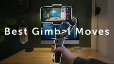 Caleb Gives You 5 'Must Know' Gimbal Moves Pro Camera, Video Photography, Videography, Filmmaking, Iphone 11, Unique, Youtube, Smartphone, Technology