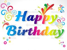 happy birthday - Free Large Images