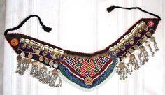 ceinture afghane