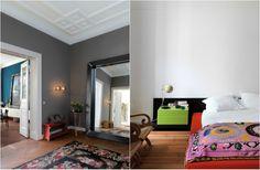 Piero Lissoni and Barbara Hickl's Berlin Apartment » Emerald Green Interiors