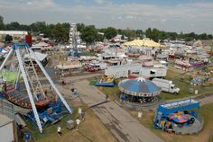 Shelby County Fair Sidney Ohio