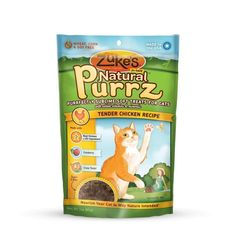ZUKE Cat Nat Purrz Chicken 3oz -- Click on the image for additional details. (This is an Amazon affiliate link)