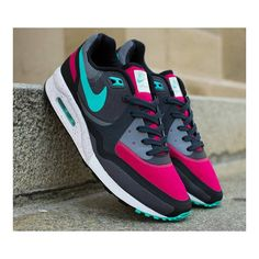 Nike Air Max Light WR Fuschia Jade Anthracite