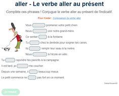 Complète ces phrases ! Conjugue le verbe jouer au présent de l'indicatif.   Exercices ...