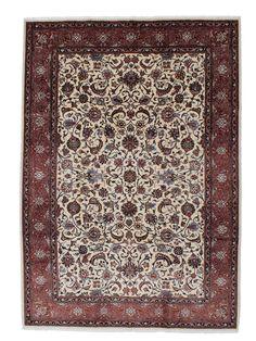 Tapis persans - Sarough Sherkat  Dimensions:308x219cm