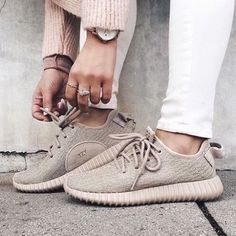 fashion, shoes, and yeezy-bild