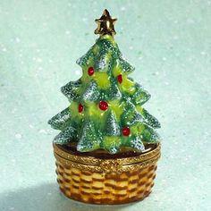 Limoges - Christmas Tree