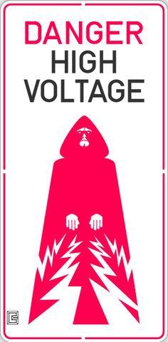 Danger: High Voltage Emperor