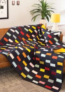 Simple Gifts Quilt by Malka Dubrawsky