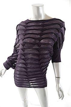 a50ecbd817 Sarah Pacini Alpaca wool Sweater Sarah Pacini