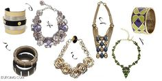 Jewelry Trends For Spring 2014