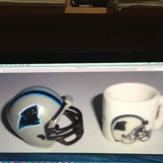 Cool item: Carolina Panthers mini vending lot of 2