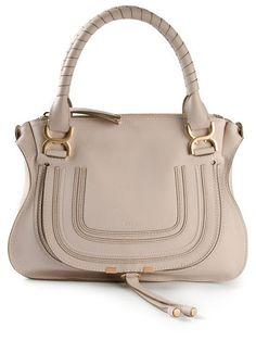 Shop Chloé 'Marcie' tote in Marion Heinrich from the world's best independent boutiques at farfetch.com. Over 1000 designers from 300 boutiques in one website. Latest Fashion, Boutiques, Chloe, Clutches, Wallets, Boutique, Clutch Purse, Handbags