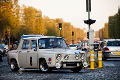Renault R8 Gordini by Valkarth, via Flickr
