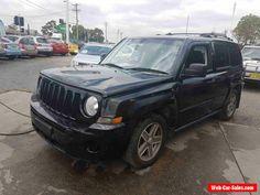 2007 Jeep Patriot MK Limited Automatic A Wagon #jeep #patriot #forsale #australia