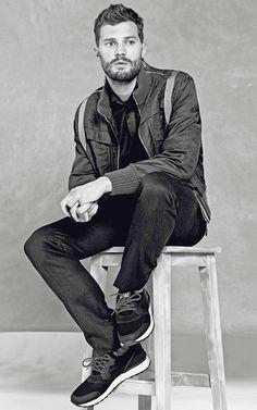 Jamie Dornan for Icon - El Pais