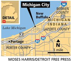 You haven't live here until ... You visit Michigan City, Ind.