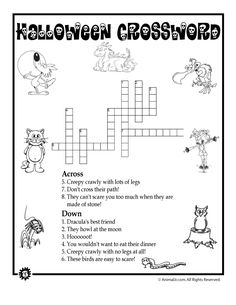 Super-cute printable Halloween word puzzles for kids, with links for more Halloween classroom crafts and Halloween printables. Halloween Crossword Puzzles, Halloween Worksheets, Halloween Activities, Halloween Printable, Halloween Templates, Kid Activities, Halloween Maze, Halloween Words, Halloween Party