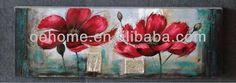 Resultado de imagen para pinterest pinturas al oleo de flores