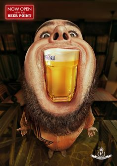 Creative Beer Ads