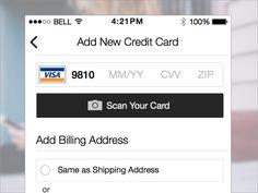 Fab.com | Mobile Shopping Becomes Even Simpler