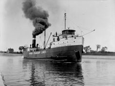 Canada Steamship Lines CITY OF MONTREAL  ca 1925-1935