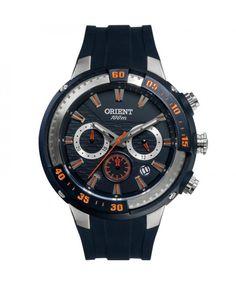 cbe89e486c1 Relógio Orient Masculino Chronograph MBSPC031 POPX Relogio Orient