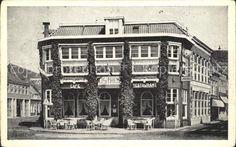 cx52961 Steenwijk Hotel Cafe T Posthuis Kat. Niederlande