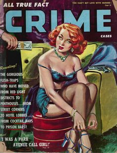 All True Fact Crime Cases Detective Magazine February 1951